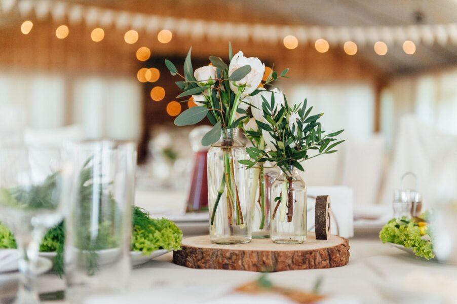 結婚式の飾り付け・デコレーションを上手に仕上げるコツ!